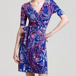 Lily Pulitzer Vintage Wrap Dress size XL